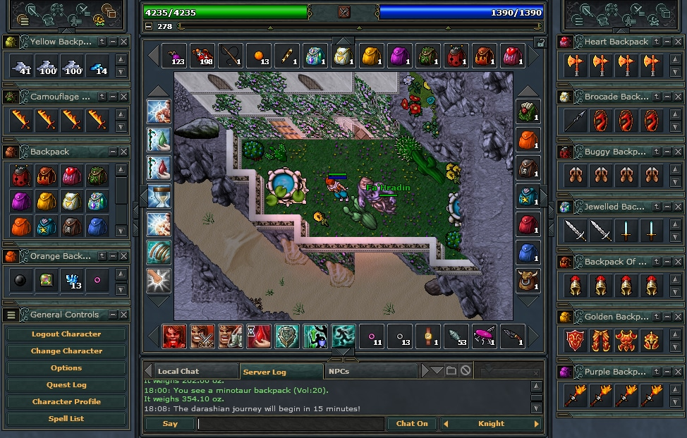 Tibia PACC Premium Time 30 Days Cipsoft Code GLOBAL - 3