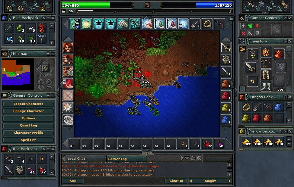 Tibia PACC Premium Time 360 Days Cipsoft Code GLOBAL - 3