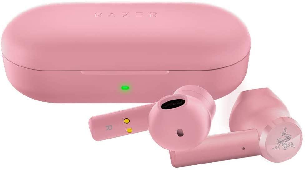 RAZER HAMMERHEAD Wateresistant Tws bluetooth wireless Earbuds Pink - 1