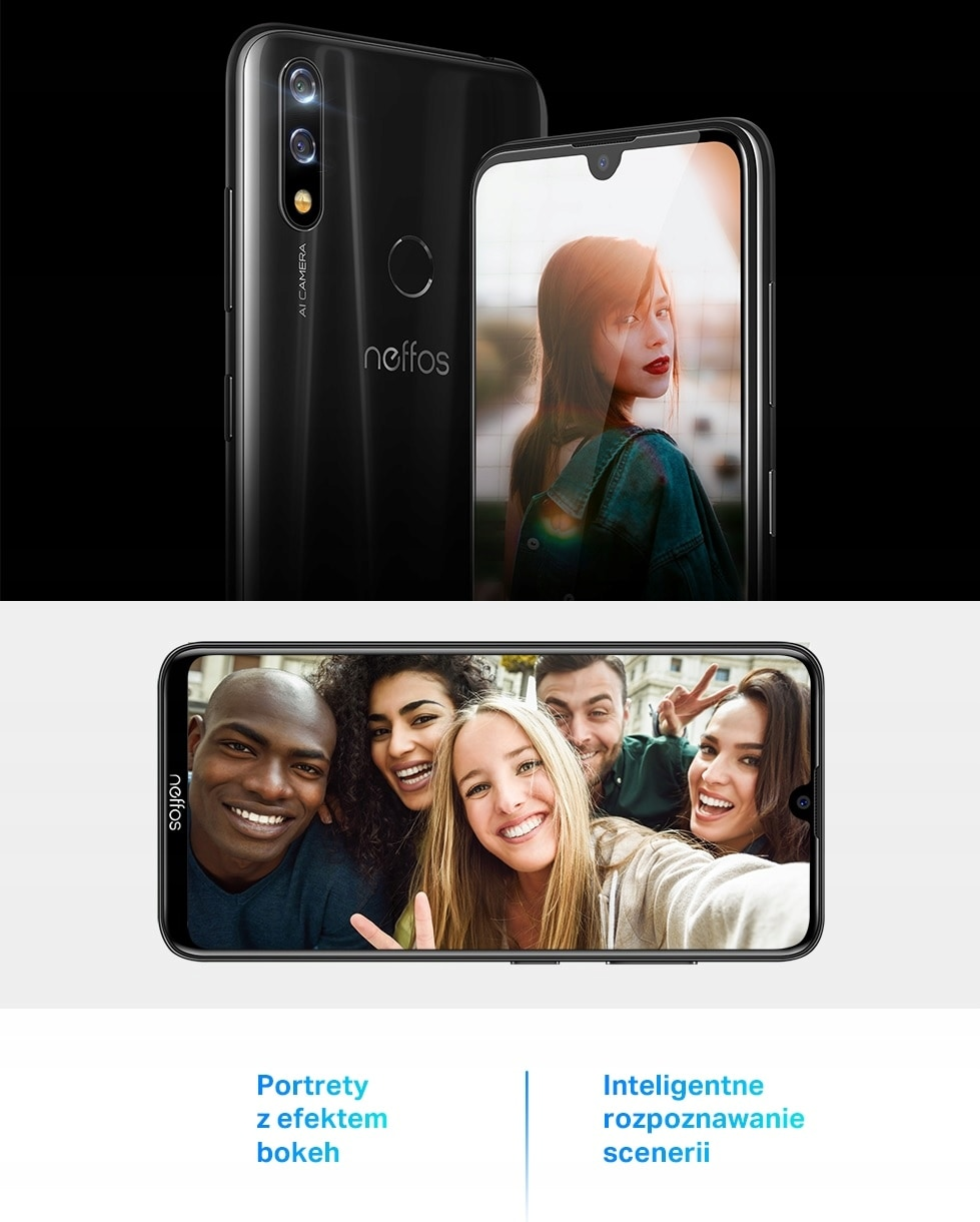 Smartfon Tp-Link Neffos X20 Pro 3/64Gb 4100Mah - 7