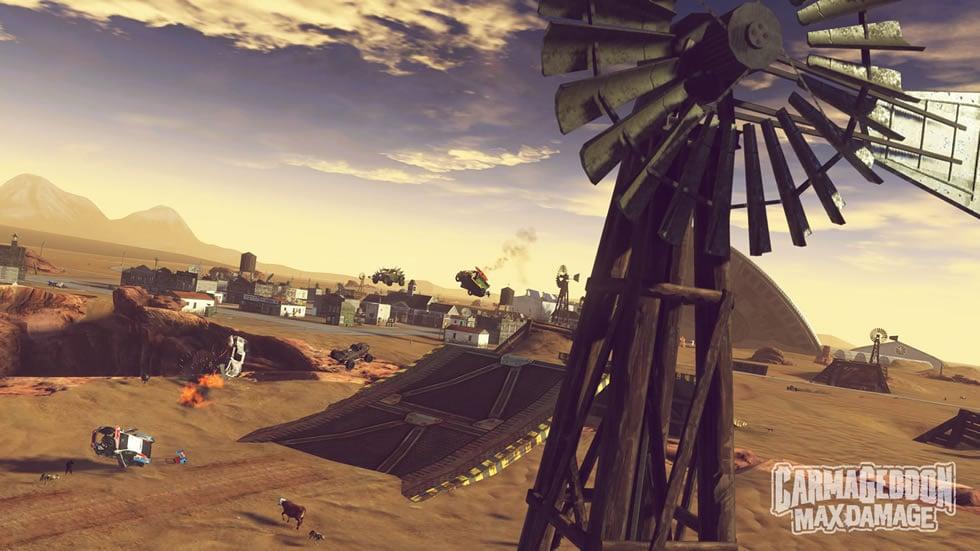 Carmageddon: Max Damage Steam Key GLOBAL - 4