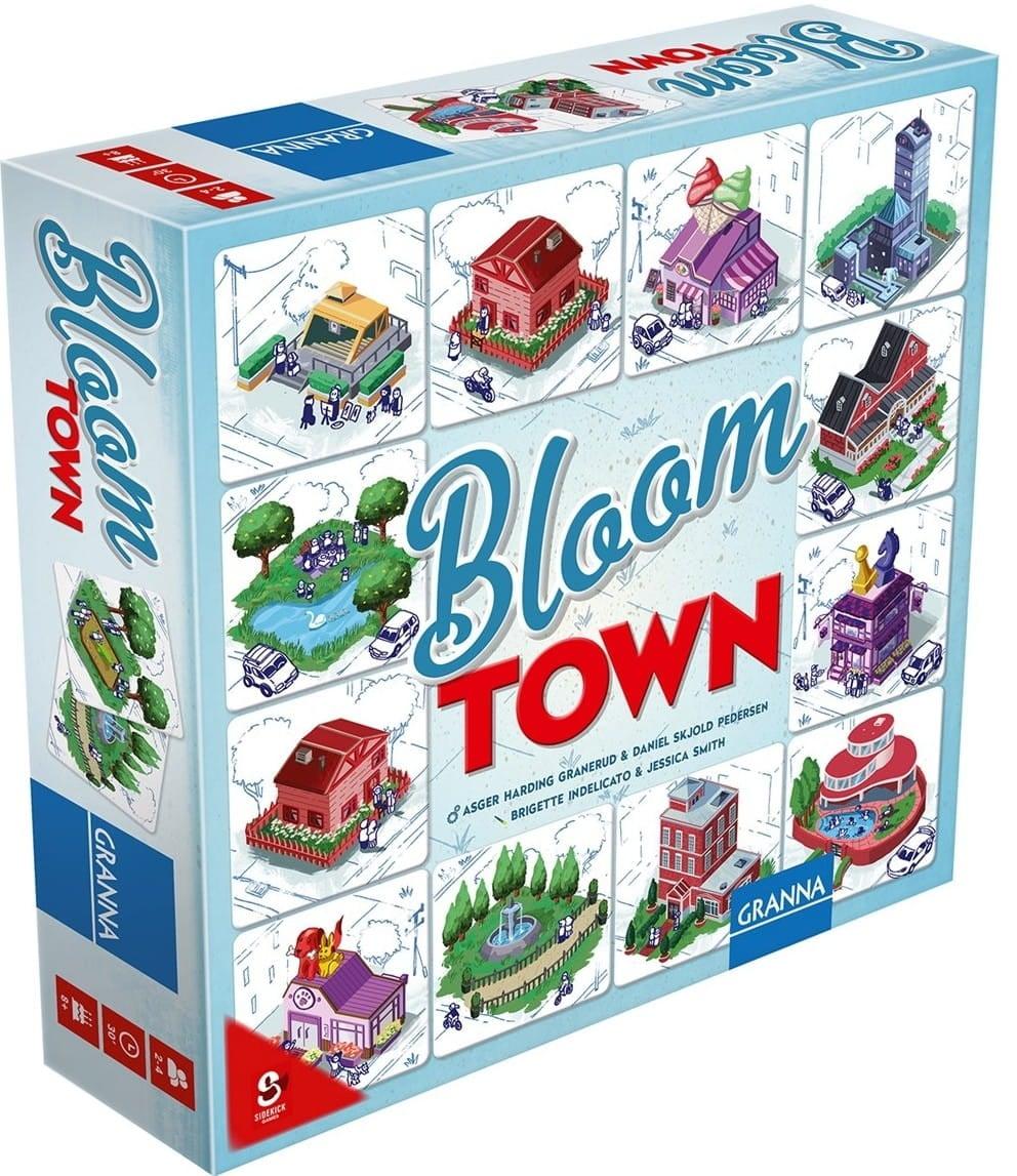 BLOOM TOWN - 1