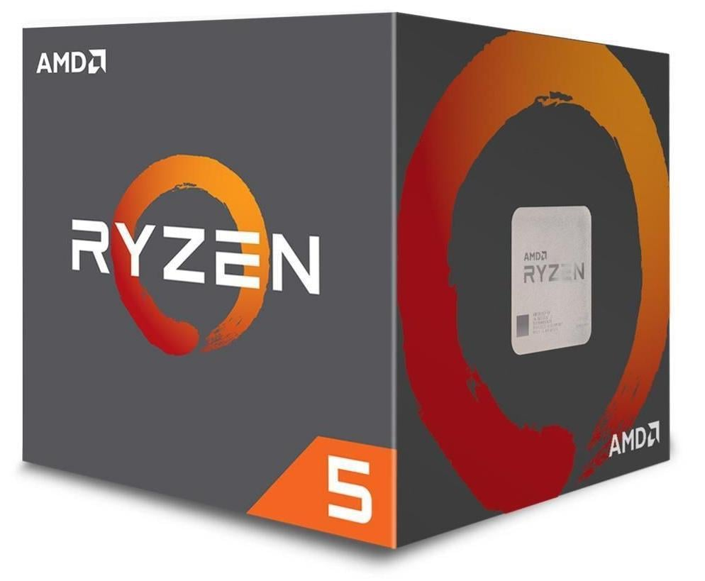 EXGM 1900 Gaming PC   Ryzen 7 2700 16 GB AMD Radeon RX 580 1000 Windows 10 Home - 2