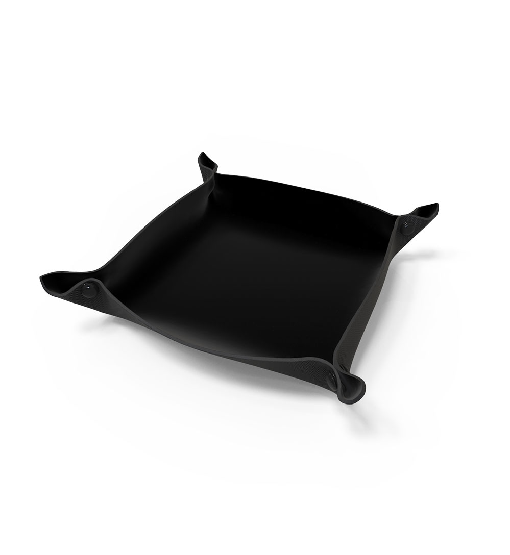 Dice Tray for RPG games - Black - 1