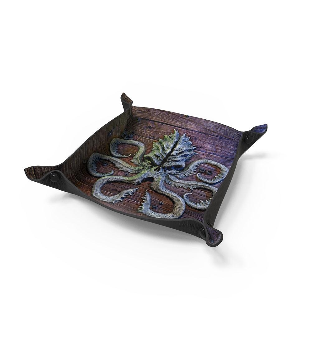 Dice Tray For RPG Games - Kraken - 1