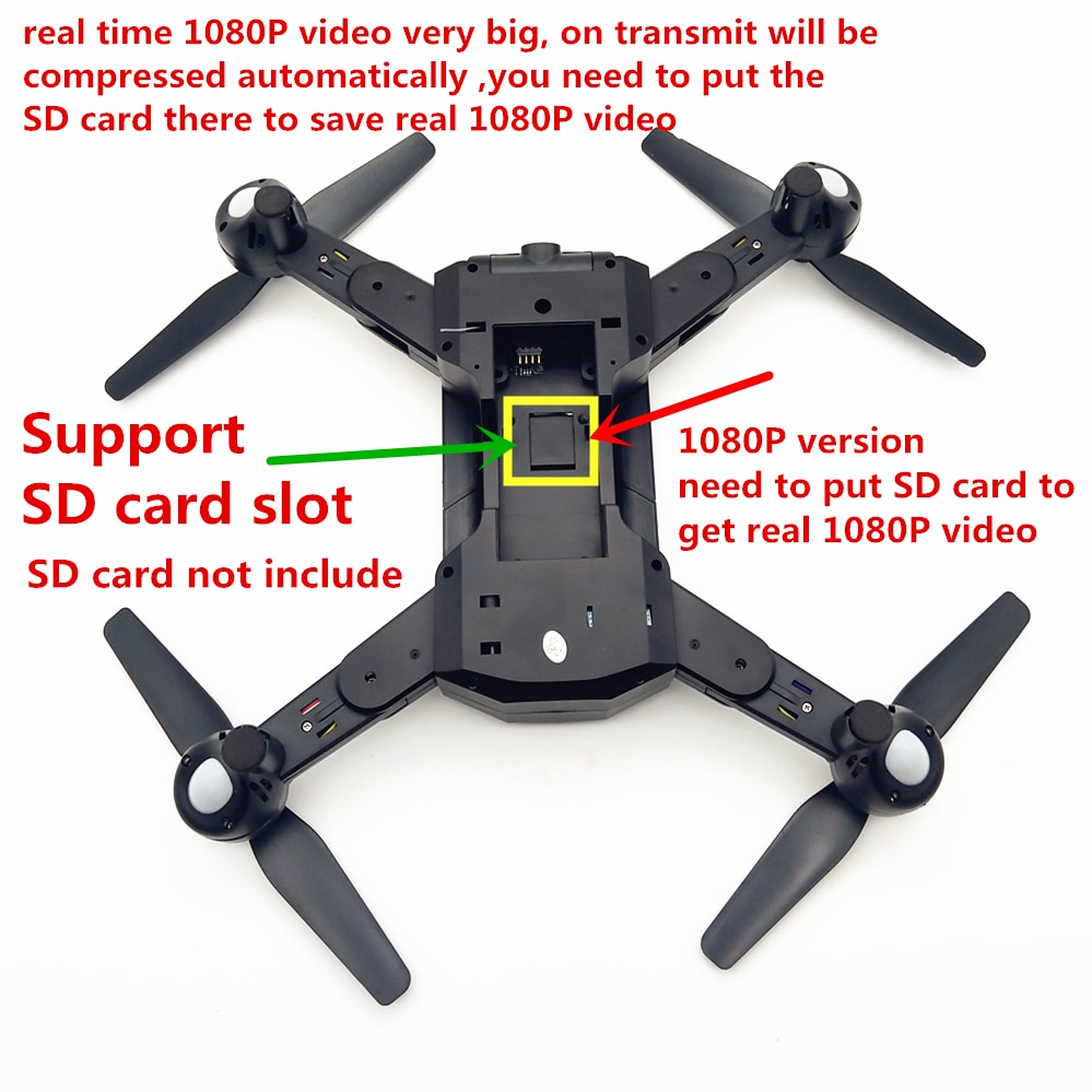 SG900-S GPS Drone with camera HD 1080P Professional FPV Wifi RC Drones - 9