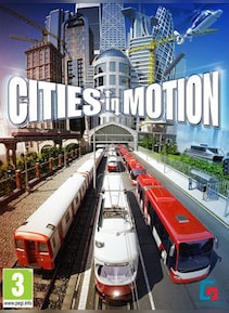 Cities In Motion Steam Key GLOBAL