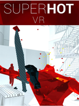 Superhot VR Steam Key GLOBAL