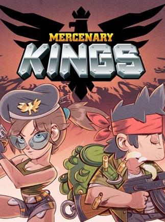 Mercenary Kings Steam Key GLOBAL