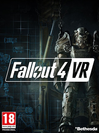 Fallout 4 VR Steam Key PC GLOBAL