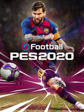 eFootball PES 2020 Standard Edition Steam Key GLOBAL
