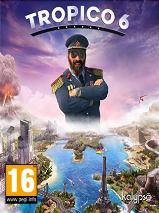 Tropico 6 Steam Key GLOBAL