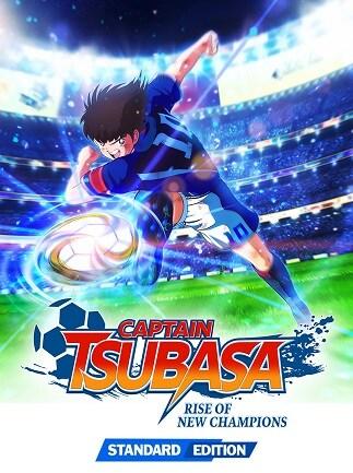 Captain Tsubasa: Rise of New Champions (PC) - Steam Key - GLOBAL