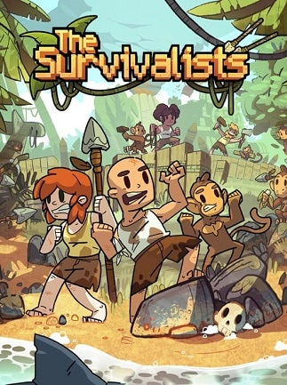 The Survivalists (PC) - Steam Key - GLOBAL
