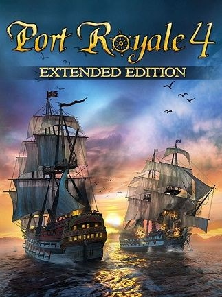 Port Royale 4 | Extended Edition (PC) - Steam Key - GLOBAL