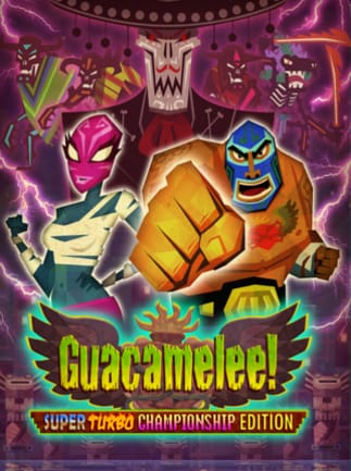 Guacamelee! Gold Edition Steam Key GLOBAL