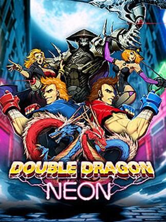 Double Dragon Neon Steam Key GLOBAL