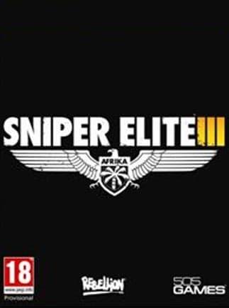 Sniper Elite 3 Steam Key GLOBAL