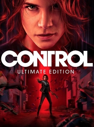 Control | Ultimate Edition (PC) - Steam Key - GLOBAL