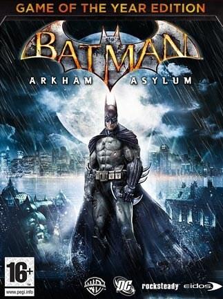 Batman: Arkham Asylum GOTY Steam Key GLOBAL