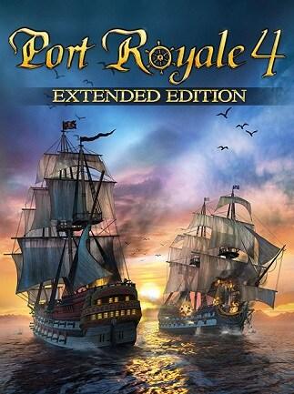 Port Royale 4 (PC) - Steam Key - GLOBAL