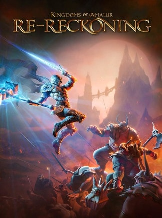 Kingdoms of Amalur: Re-Reckoning (PC) - Steam Key - GLOBAL
