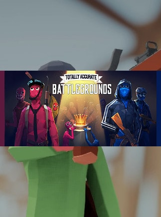 Totally Accurate Battlegrounds Steam Key GLOBAL