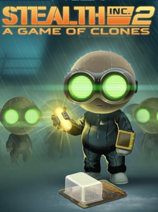Stealth Inc 2: A Game of Clones Steam Key GLOBAL