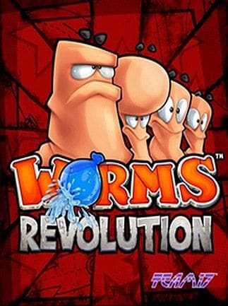Worms Revolution Steam Key GLOBAL