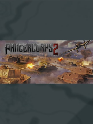 Panzer Corps 2 - Steam - Key GLOBAL