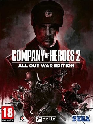 Company of Heroes 2 | All Out War Edition (PC) - Steam Key - GLOBAL