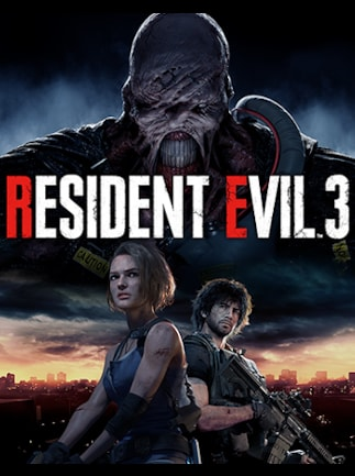 RESIDENT EVIL 3 (PC) - Steam Key - GLOBAL