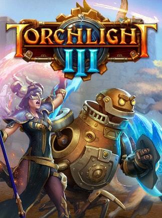 Torchlight III (PC) - Steam Key - GLOBAL
