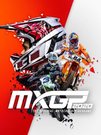 MXGP 2020 - The Official Motocross Videogame (PC) - Steam Key - GLOBAL