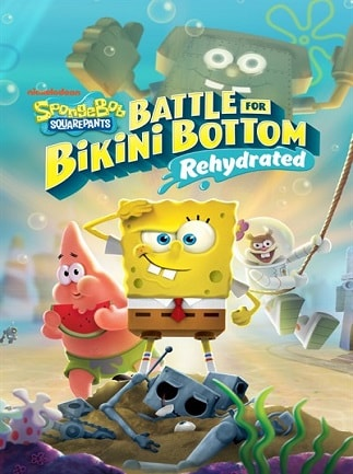 SpongeBob SquarePants: Battle for Bikini Bottom - Rehydrated - Steam - Key GLOBAL