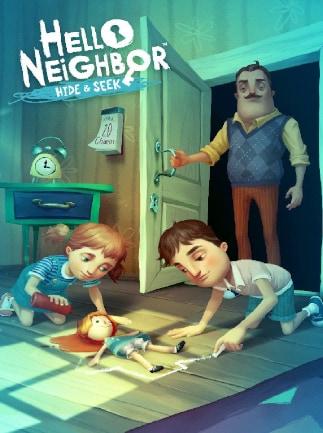 Hello Neighbor: Hide and Seek - Steam - Key GLOBAL