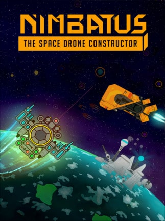 Nimbatus - The Space Drone Constructor Steam Key GLOBAL