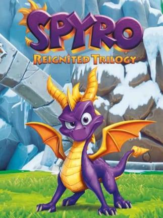 Spyro Reignited Trilogy - Steam - Key GLOBAL