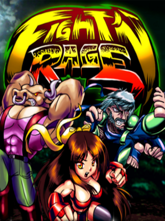 Fight'N Rage Steam Key GLOBAL