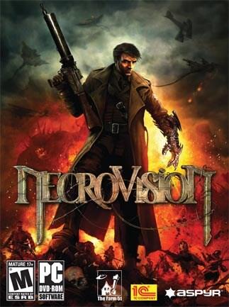 NecroVision Steam Key GLOBAL