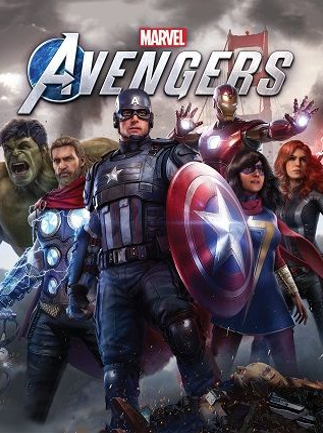 MARVEL'S AVENGERS (PC) - Steam Key - GLOBAL