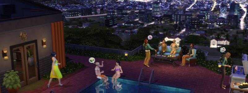 Sims 4 - Fame