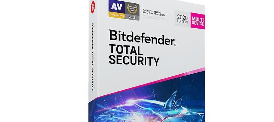 Bitdefender Total Security 5 devices