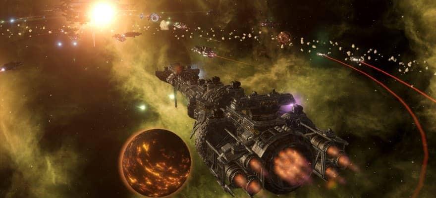 Stellaris Spaceship