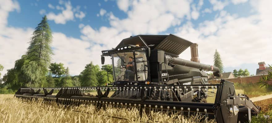 Farming Simulator 19 pc game