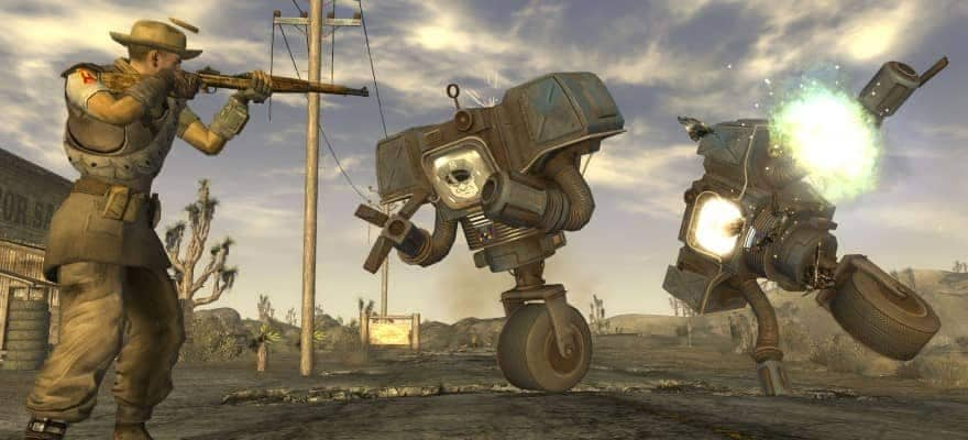 robots in fallout 4