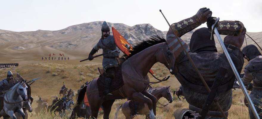 Combat in Mount and Blade 2