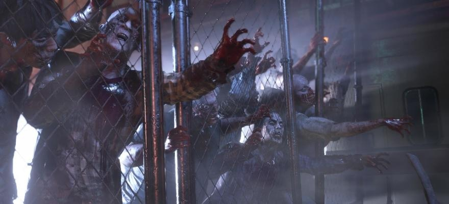 Zombies in Resident Evil 3 Remake