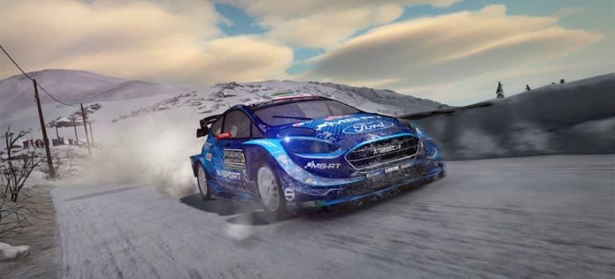 WRC 8 2020