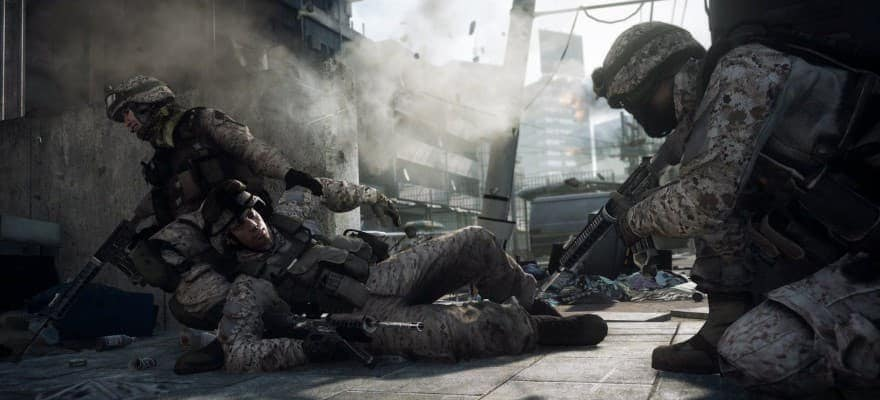 Marines in BF 3